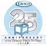 25th Anniversary Graco Pack 'n Play