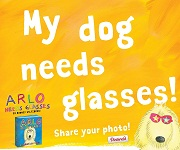 My Dog Needs Glasses Pinterest contest