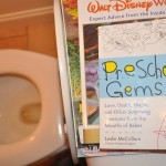 Preschool Gems and a look inside our bathroom