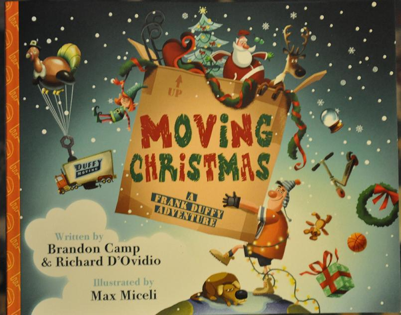 moving christmas is a silly santa story you ll be drawn to daddy mojo