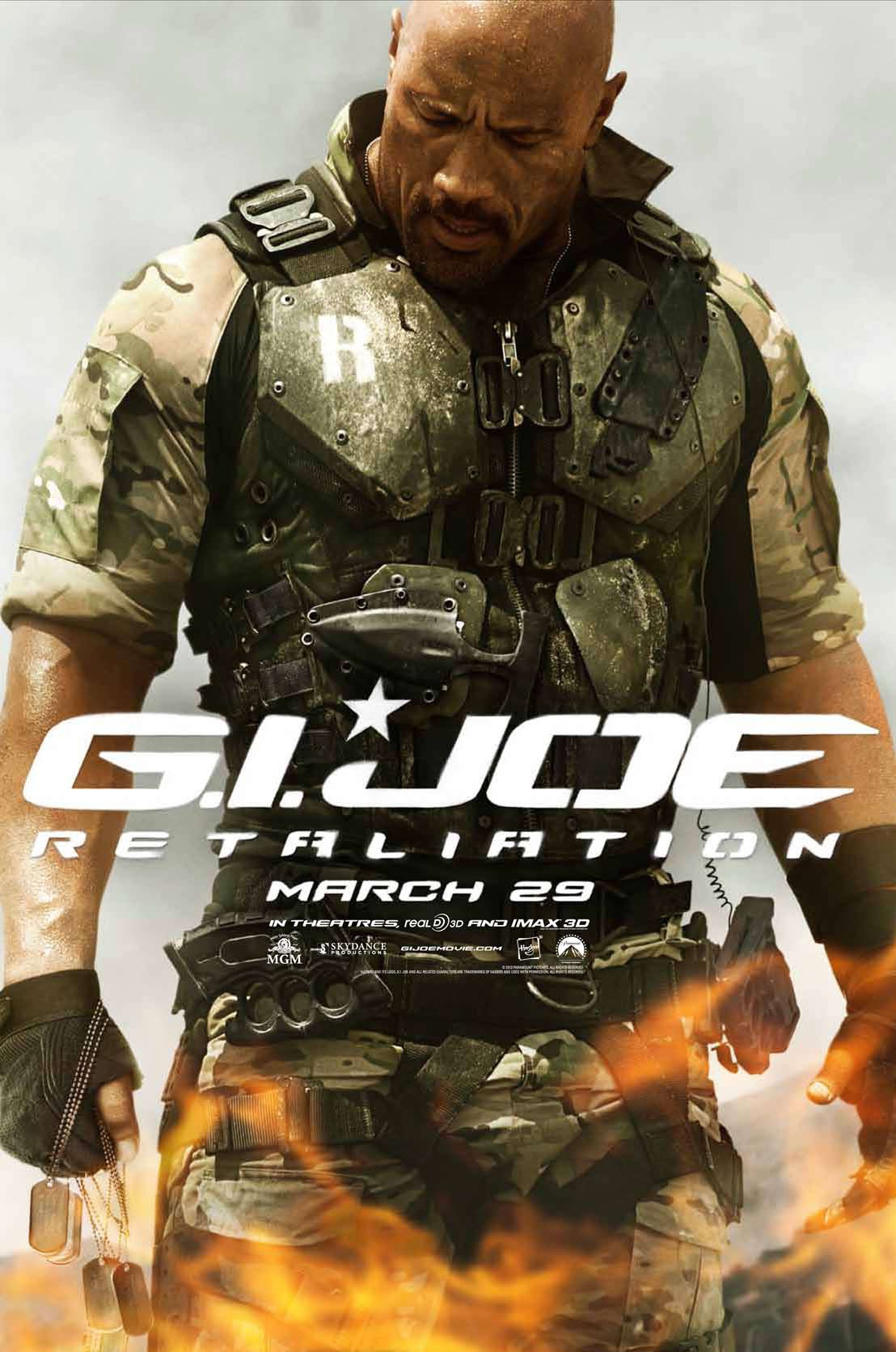 G i joe movie soundtrack