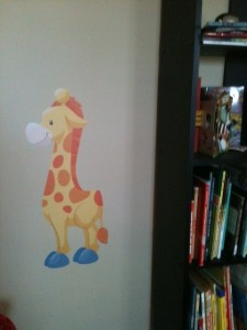 Sunny Decals review: simple & versatile to decorate children's walls