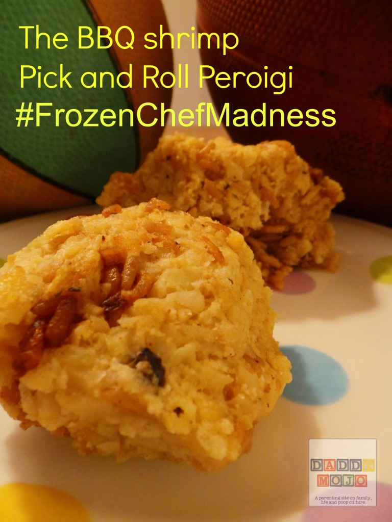 The Pick and Roll Peroigi by Daddy Mojo, #FrozenChefMadness
