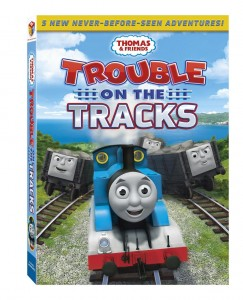Dadd Mojo reviews Thomas & Friends Trouble on the Tracks