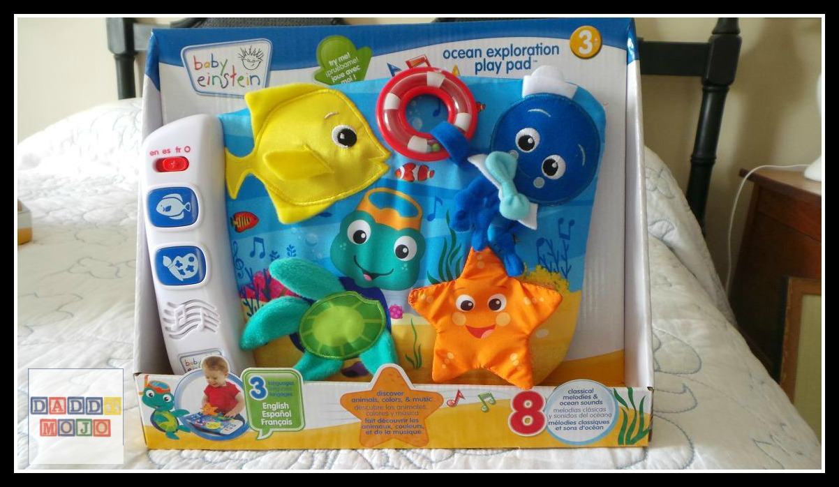 97ae8faca Baby Einstein Ocean Exploration Play Pad  great quality