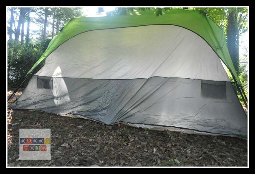 The Northwest Territory 8 Person Instant Tent #KmartSummerFun #ad & Camping and the Northwest Territory 8 Person Instant Tent ...