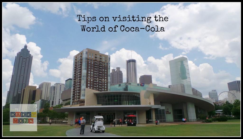 World of Coca Cola exterior