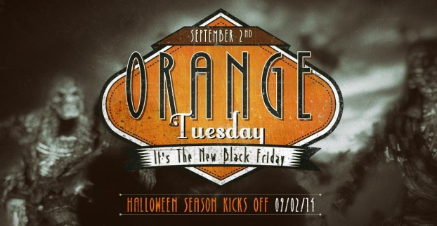 Buy Costumes and #OrangeTuesday