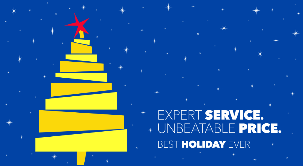 The Best Buy Holiday Tree