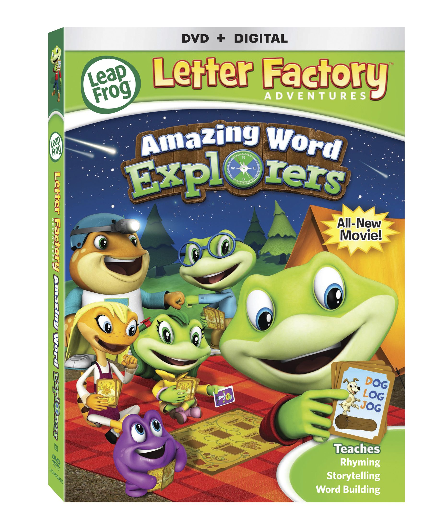 leapfrog letter factory adventures amazing word explorers review