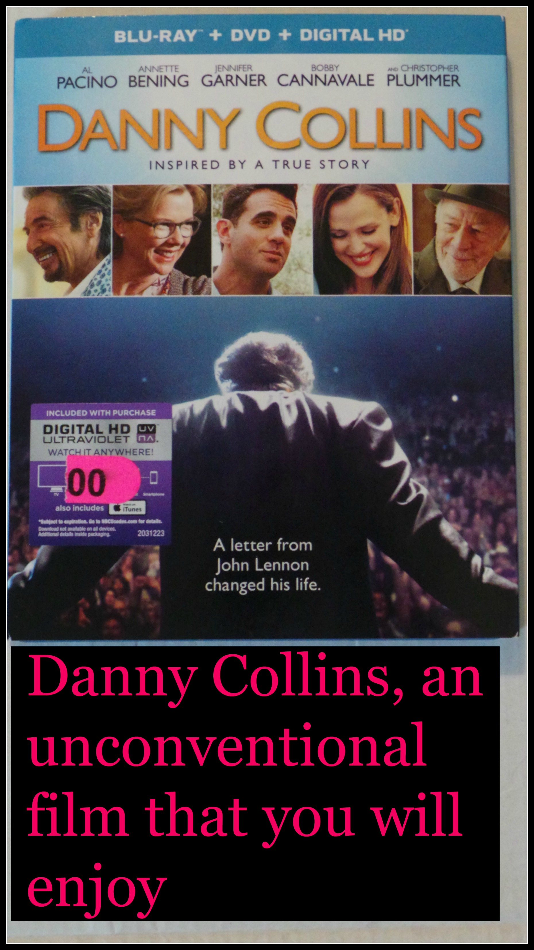 Danny Collins An Unconventional Film That You Will Enjoy Daddy Mojo