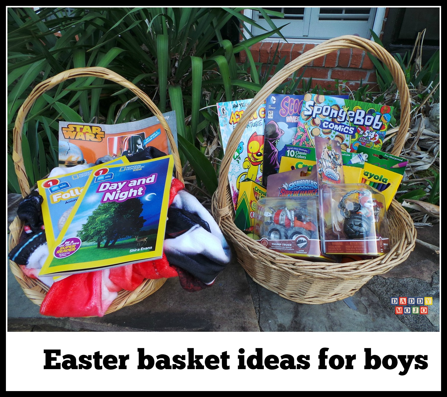 Easter basket ideas for boys negle Images