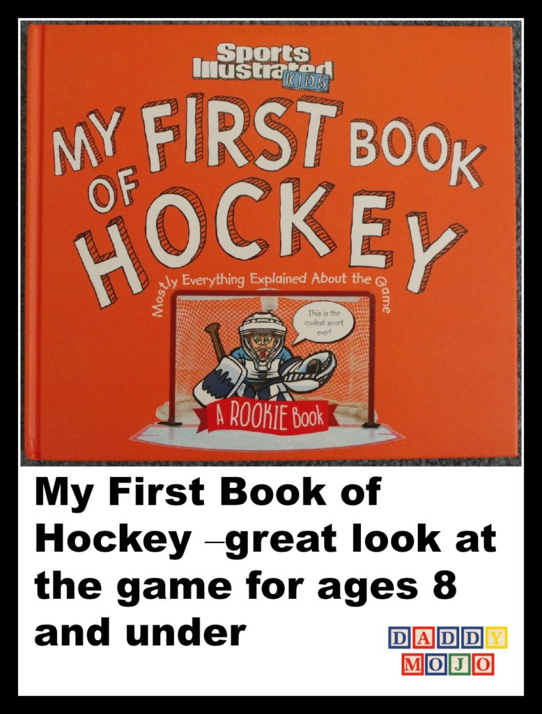 my first book of hockey a rookie book a sports illustrated kids book