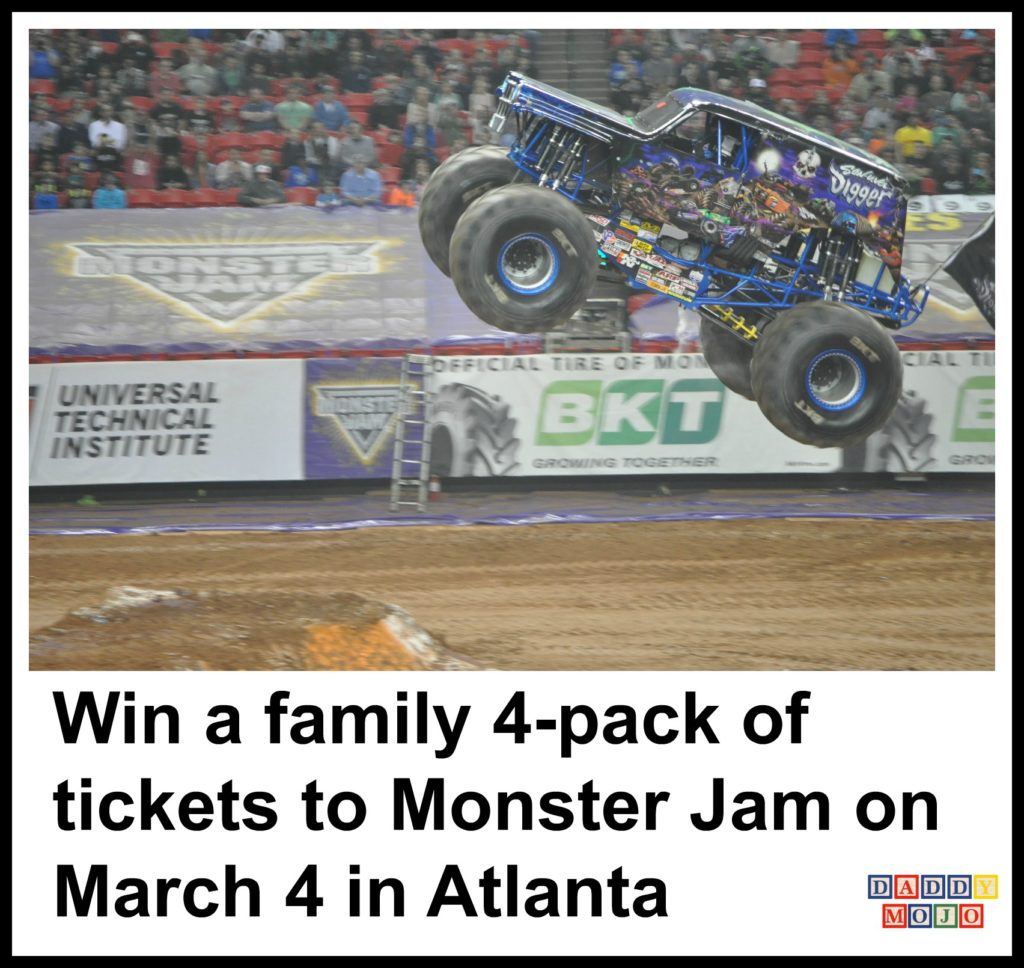 """Eligibility: The Monster Jam Family 4-Pack Giveaway (the """"Giveaway"""") is open only to legal residents of the United States who are 18 years of age or older. Entrants must be located in one of the 50 United States or the District of Columbia to be eligible."""