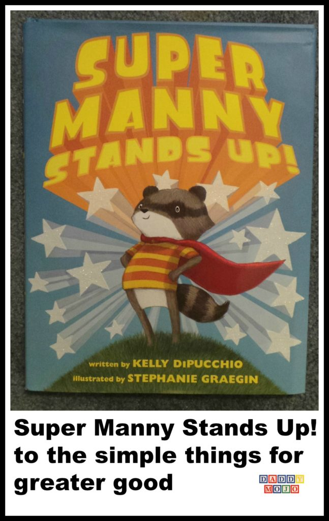Super manny stands up, super manny, Kelly dipucchio, Stephanie graegin, bullying, anti bullying
