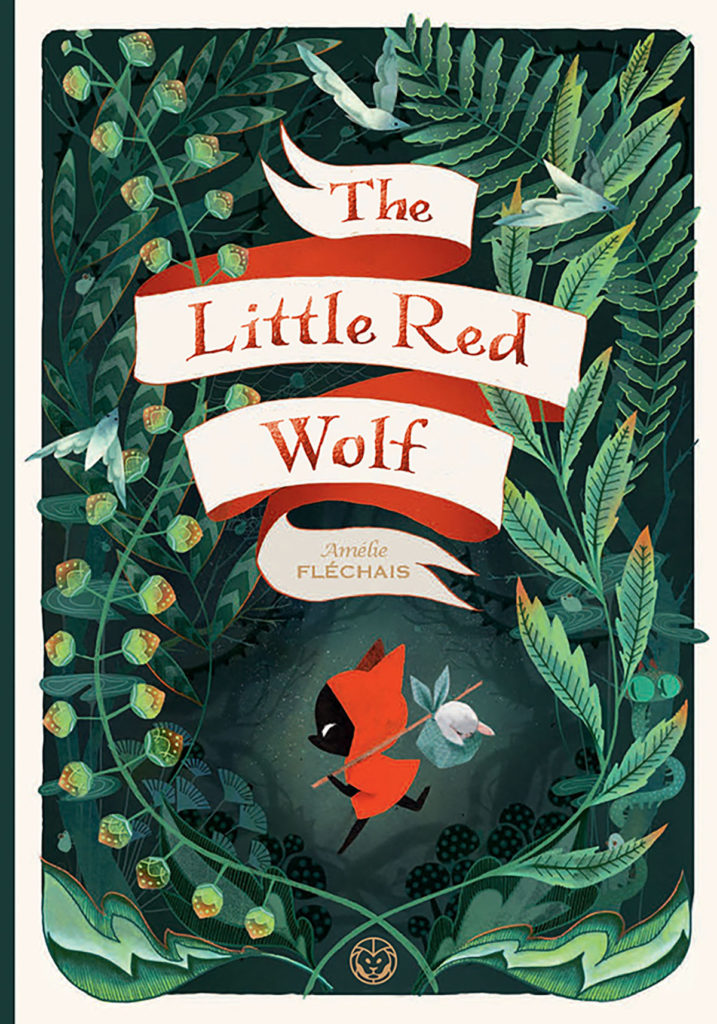 Best all ages comics for September 20, the little red wold