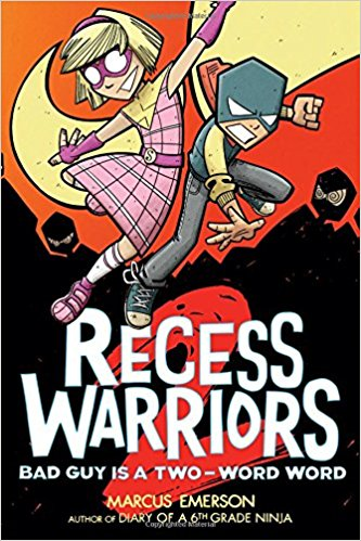 All ages comics for November 15, recess warriors