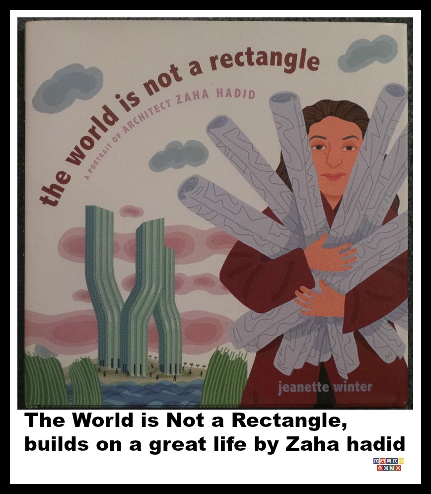 The world is not a rectangle, zaha hadid, architect, architecture,