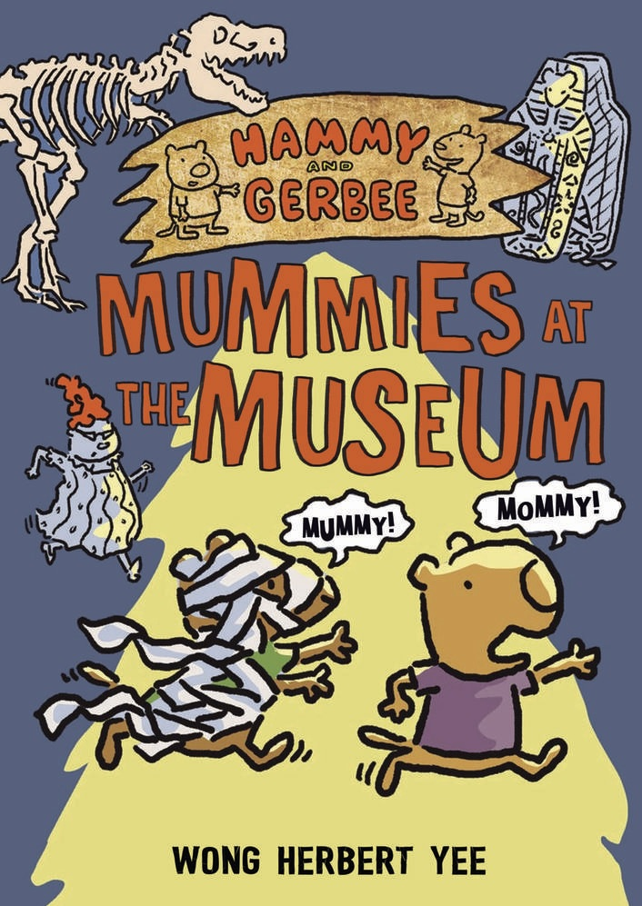 Hammy and Gerbee, all ages comics,