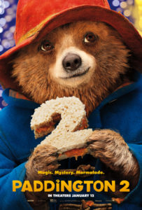 Paddington 2 is in theaters January 12