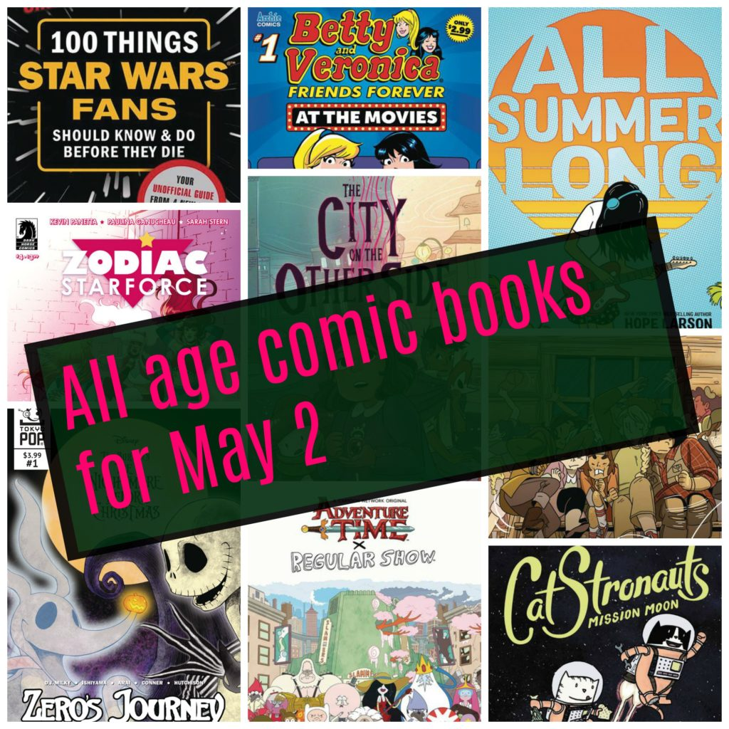 Free Comic Book Day 2018 Krypton: All Age Comic Books For May 2