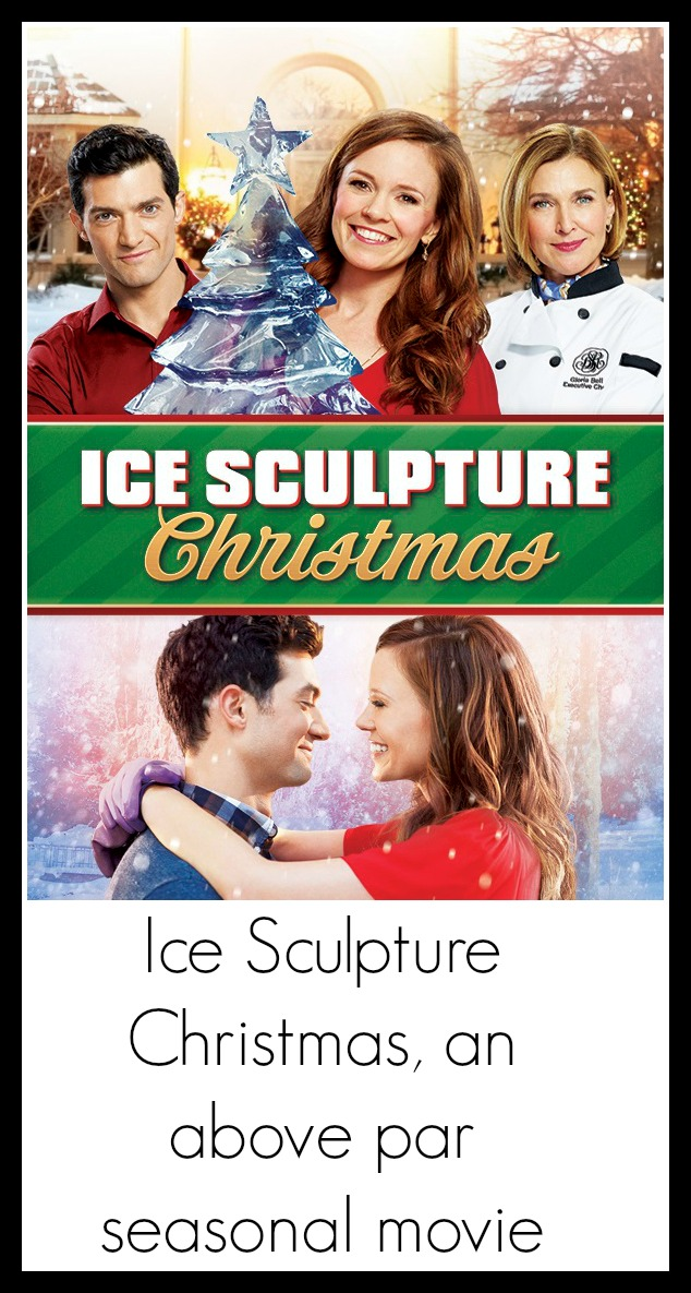 Ice Sculpture Christmas.Ice Sculpture Christmas An Above Par Seasonal Movie Daddy