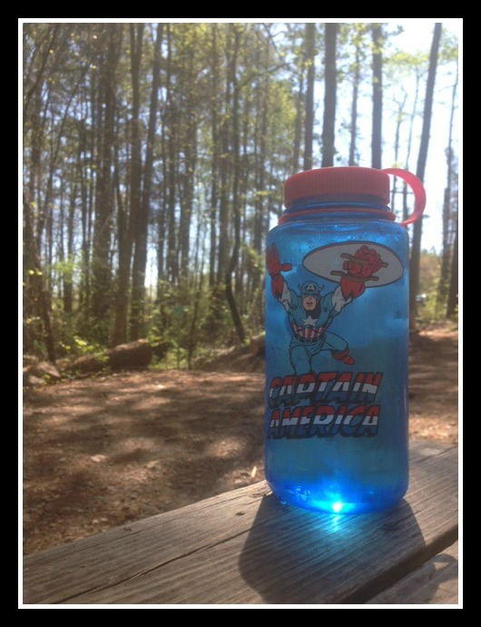 72e937b2bb The Nalgene Marvel Collection makes drinking water super