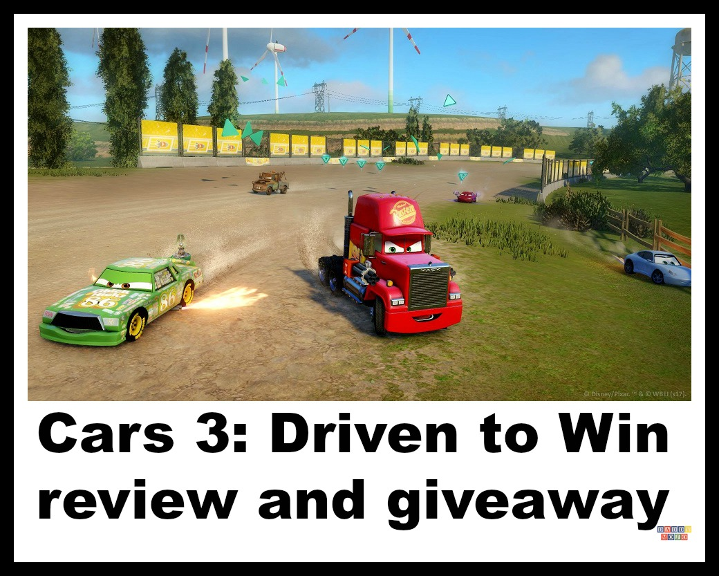 Cars 3 Driven To Win Review And Giveaway