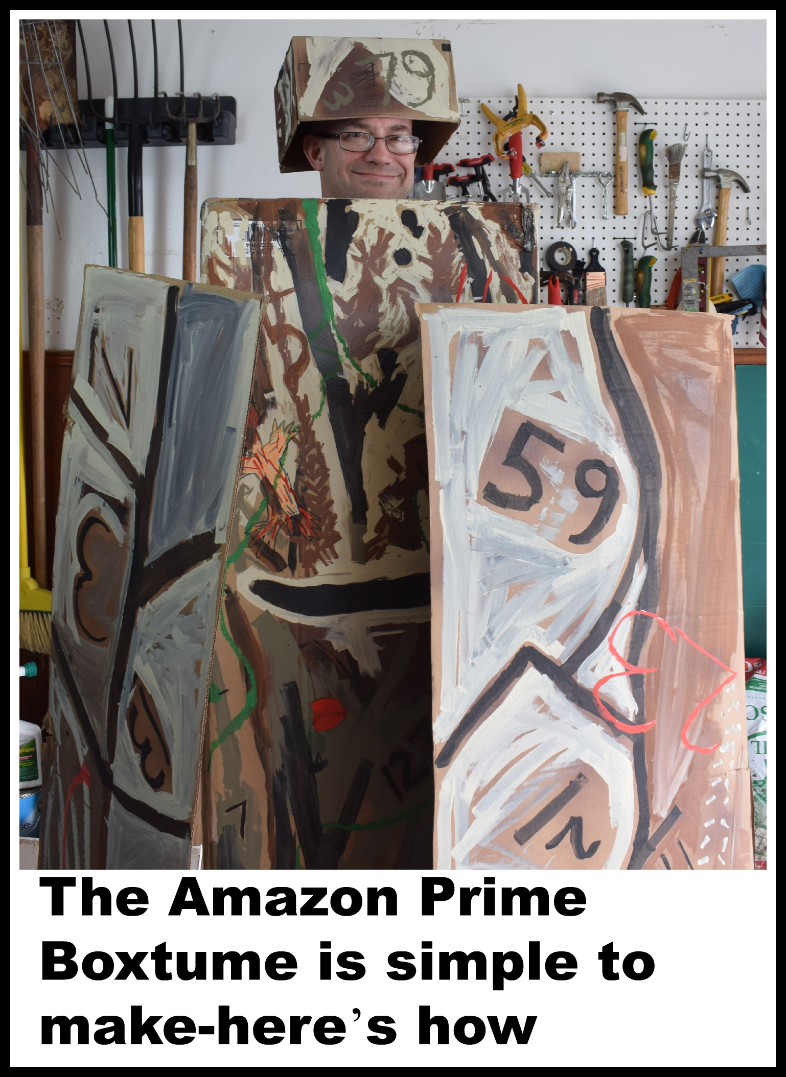 Amazon Prime Halloween Costumes.The Amazon Prime Costume Is Simple To Make Here S How 4 Daddy Mojo