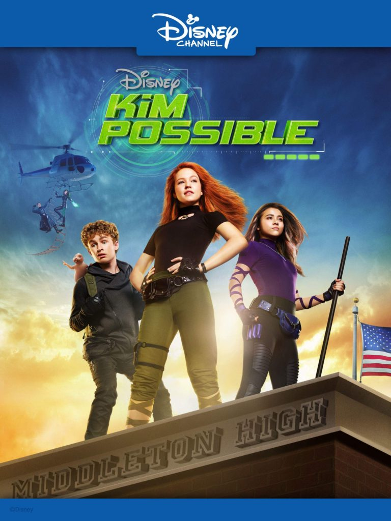 Kim Possible Film