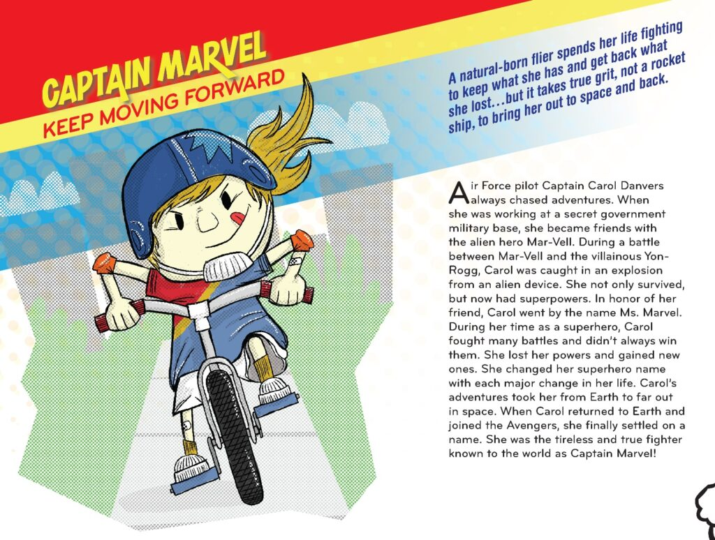 Superhero Playbook Super Traits From Heroes That Kids Can Benefit From